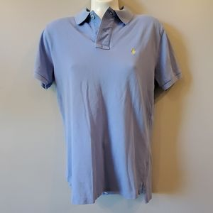Polo by Ralph Lauren Light Blue Short Sleeve